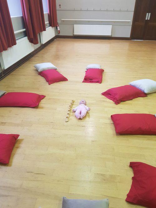 baby reflexology and massage classes
